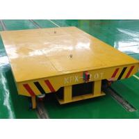 Wholesale Storage Warehouse Transport Big Crates Motorized Transfer Carriage For Logistic Field from china suppliers