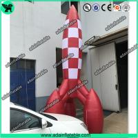 Wholesale 3m Advertising Inflatable Rocket Model,Event Rocket Customized from china suppliers
