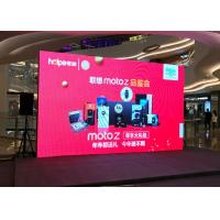Wholesale P3.9mm High Resolution Indoor Led Display / Rent Led Video Wall Panels from china suppliers