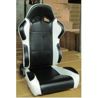 Wholesale Eco Friendly Sports Car Seats , Light Weight Racing Seats Multi Material Colors from china suppliers