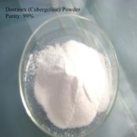 Wholesale Prohormones White Powder Cabergoline for Hyperprolactinemia and Parkinson's Disease from china suppliers