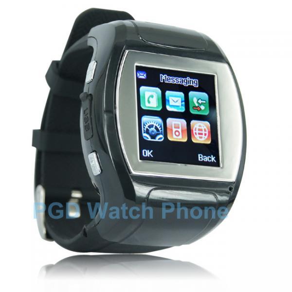 Flat Screen FM Radio, MP3 MP4 Player, Bluetooth Wrist ...