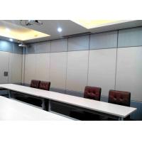 Wholesale Fireproof Sliding Partition Wall For Home Flame - Retardent Wide Range Surface Finishings from china suppliers