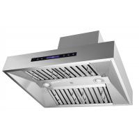 Wholesale High cfm european range hood commercial italian style box 1.00mm from china suppliers