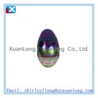 Wholesale Egg-shaped tin box for chocolate from china suppliers