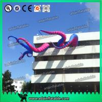 Wholesale Purple And Pink Event Party Decoration 5m Inflatable Tentacle Customized from china suppliers