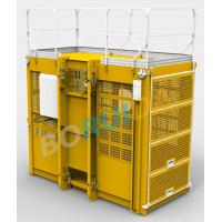 Wholesale Personnel and material Lifting Passenger Hoist / Electric Hoists 380V 50Hz from china suppliers