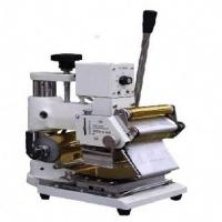 China Manual Hot Stamping Machine on sale