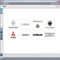 China C3 / C4 Software Mercedes Benz Star Diagnostic Tools For Dell D630 on sale