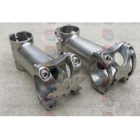 Wholesale Titanium Bicycle Stem 31.8mm x 70/80/90/100/110/120mm(With Blue Titanium Bolts M5 x 16) from china suppliers