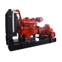 Quality Single Stage Diesel Engine Pump Set , Diesel Engine Water Pump For Irrigation for sale