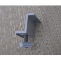 Wholesale End Clamp for Solar Roof Mounting Systems / Solar Panel System Fixing With T Bolt and Nut from china suppliers