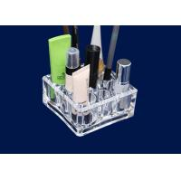 Wholesale Acrylic Makeup Storage Organizer Retail Window With 9 Round Compartments from china suppliers