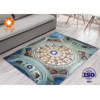 Quality Polyester Material and Printed Style Muslim Praying Mat Pray Mat Pray Rug for sale