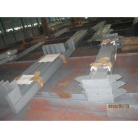Structural Steel Fabrication Industrial Steel Buildings For Warehouse Frame for sale