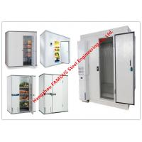 Buy cheap Modular Kitchen Small Cold Room With Refrigeration Unit Food Storage Cold from wholesalers