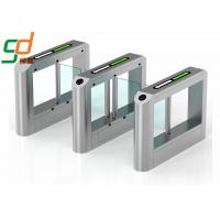 Wholesale Mechanism Rfid Swing Barriers Gate, Automatically Speed Gate Optical Turnstile from china suppliers