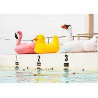 Wholesale Giant Inflatable Water Toys Float Swan Inflatable Flamingo For Pool from china suppliers