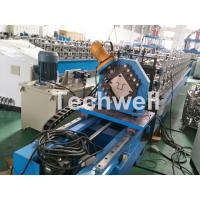 Wholesale Top Furring Channel Cold Roll Forming Machine With Continuous Servo Tracking Cutting from china suppliers