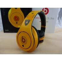 Wholesale Lambor limited edition diamond beats studio high performance headphones by dr.dre from monster from china suppliers