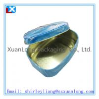 Wholesale Small Metal Tin Boxes from china suppliers