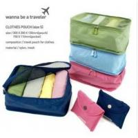 Wholesale Cloth Storage Box, Organizer Bag, Travel Mni  storage bags from china suppliers