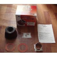 Wholesale Red Universal Racing Air Filter Necessary Kits / High Performance Car Air Filters from china suppliers