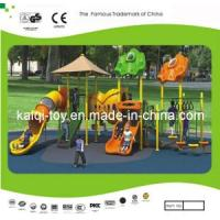 Wholesale Chileren Train Rhyme of Sea Sailing Series Outdoor Playground Equipment (KQ10072A) from china suppliers