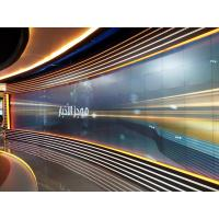 Buy cheap plasama Wall use in TV station for Susdio background display wall from wholesalers