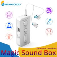 Wholesale Sound Voice Changer Magic Box Earphone Headphone for Live Show Youtube Facebook Ins Whatsapp We Chat Net Celebrity from china suppliers