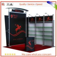 Wholesale 3m × 3m Modular Aluminum Booth / outdoor exhibition stands for Trade Show from china suppliers