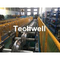 Wholesale Metal Valley Flashing Roll Forming Machine With 45# High Grade Steel Roller Material And 0-15m/min Forming Speed from china suppliers