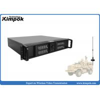 Wholesale Vehicle COFDM Video Transmitter / Professional Wireless Video Transmitter And Receiver from china suppliers