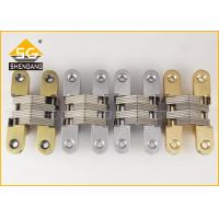 Buy cheap Soss Invisible Door American Hinge Of Zinc Alloy , 94*18.4*26.8mm from wholesalers