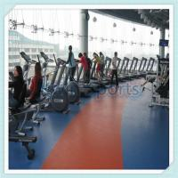 Buy cheap High durable indoor Vinyl GYM Sports Floor from wholesalers