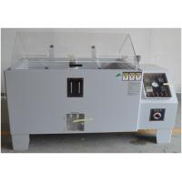 Wholesale Acetic Acid Salt Spray Coating Corrosion Testing Chamber , High Temperature from china suppliers