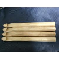 Buy cheap 12.0~25.0mm Crochet Hooks, wood Knitting Needles, manufacturer low price from wholesalers