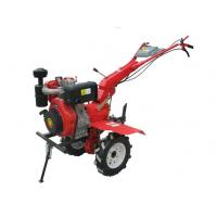 Wholesale 9hp Diesel Agricultural yard machine tillers farm tools motor cultivator from china suppliers