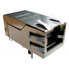 Buy cheap 85793-1003 Gigabit Magnetic Jack 1x1 LED , 1000base-t Rj45 Pinout  85793-1006 from wholesalers