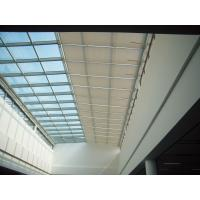 Wholesale Heat Resistance Tension Blackout Shades , Tension Sun Shades Various Color from china suppliers