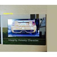 """Wholesale 4.3"""" Lcd Invitation Video Card / Video Brochure Module , Glossy Hard Lamination Paper from china suppliers"""