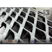 Wholesale Architectural Decorative Aluminium Expanded Metal Mesh with colorful oxide coating from china suppliers