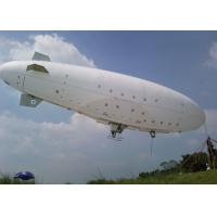 Wholesale Giant Inflatable Airplane Helium Balloon Helium Blimp / rc Blimp Outdoor For Advertising from china suppliers