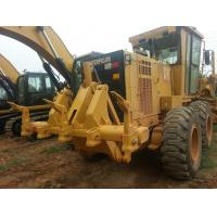 China Used CAT grader 140k for sale.used grader high performace on sale