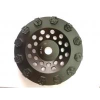 Wholesale Split PCD Diamond Cup Grinding Wheel For Concrete Floor Coatings Removing from china suppliers