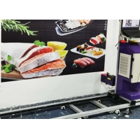Wholesale 24㎡/H 720X1080DPI CMYK Vertical Wall Painting Machine from china suppliers