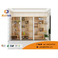 Wholesale Powder Coated Wood Display Rack Height Adjustable Metal Steel For Furniture Parts from china suppliers