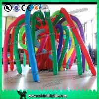 Wholesale Colorful 3M Oxford Cloth Inflatable Tree from china suppliers