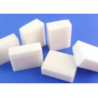 Wholesale High Temperature Resistance 99 Alumina Ceramic Tile / Block / Brick Machinable from china suppliers