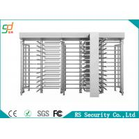 Wholesale Multichannel Intelligent Full Height Turnstile Customization Traffic Barrier from china suppliers